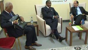 Le Prochain tête-à-tête Hollande-Sassou NGuesso à l'Elysée  (Congo-Liberty)