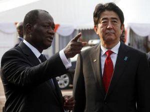 Tokyo vs Pékin. Combat pour le continent noir (Voix de la Russie)