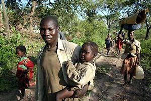 A Bangui, l'heure de l'exode pour les musulmans (Le Monde)