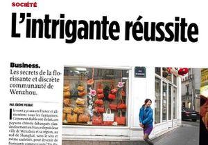 L'hebdomadaire Le Point condamné pour diffamation raciale à l'encontre de la communauté chinoise de France