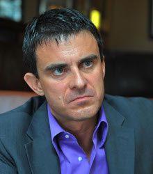 La popularité de Manuel Valls en chute libre après l'affaire Dieudonné  (Le Figaro)