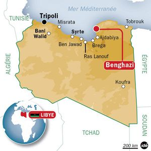 Zeidan denies Le Figaro report of foreign troops in south Libya (The New Independent Libya Daily)