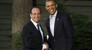 Quand Obama a humilié Hollande!! (Irib)