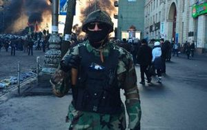 Ukraine: Israeli Special Forces Unit under Neo-Nazi Command Involved in Maidan Riots (GR)