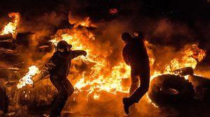 UKRAINE L'ineptie des Occidentaux pousse l'Ukraine vers le chaos (Courrier International)