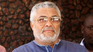 Interview. Kadhafi, Gbagbo, Occident, BRICS... Jerry J. Rawlings vide son sac (Cameroon Voice)