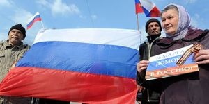 Imperialist hypocrisy on Crimea  (WSWS)
