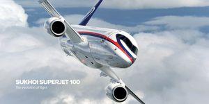 La Chine compte acheter 100 avions SSJ-100 russes (La Voix de la Russie)