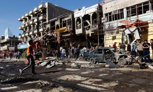 Iraq Nation Destroyed, Oil Riches Confiscated. Surviving Population Impoverished