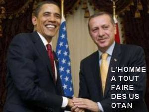 Erdogan, le Sultan de la CIA (Investig Action)