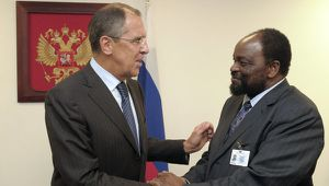 Coopération. Le Zimbabwe se tourne vers la Russie (RIA Novosti)