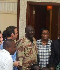 Dans Mondafrique, Bourgi donne sa vision &quot&#x3B;franco-africaine&quot&#x3B; de la situation centrafricaine