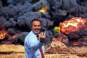 War Criminal Tony Blair's 'Why the Middle East Matters' Speech (ICH)