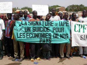 Afrique de l'Ouest : Alerte à l'APE ! (Survie)