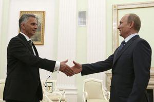 La rencontre Poutine-Burkhalter, ultime chance de désescalade en Ukraine (Voltaire.net)
