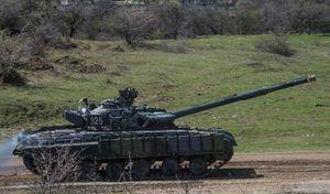 Des tanks russes auraient traversé la frontière ukrainienne (7 sur 7.be)
