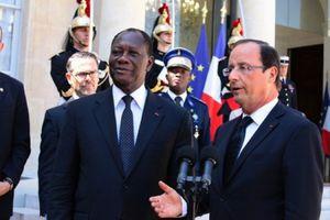 En attendant le verdict de la CPI contre Laurent Gbagbo, la force coloniale française Licorne s'est déployée dans la région de Gagnoa