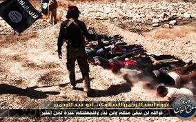L'ÉIIL massacre 1 700 soldats irakiens de confession chiite (Voltaire.net)