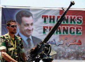 Sarkozy, Hillary et la Libye (Le Canard Enchaîné)