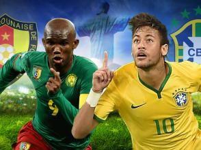 Brésil 2014 : les soupçons du match truqué planent sur Cameroun vs Brésil (20 Minutes)
