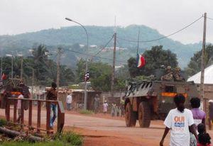 Centrafrique. Hors d'Afrique les troupes françaises ! (L.O)