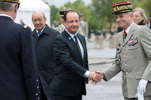 Puga, le général qui a marabouté Hollande (MdP)