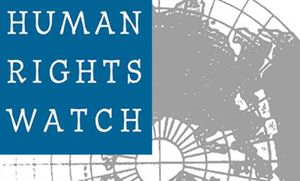 Nobel Peace Laureates Slam Human Rights Watch's Refusal to Cut Ties to U.S. Government (Alternet)