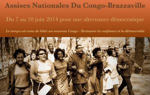 PREMIERES ASSISES NATIONALES DU CONGO POUR L'ALTERNANCE DEMOCRATIQUE