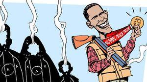 Barack Obama : après le 11 septembre, &quot&#x3B;nous avons torturé des gens&quot&#x3B; (JAI)