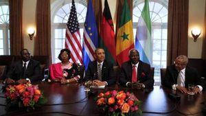 USA Afrique, un sommet d'humiliations (L'Autre Afrique)