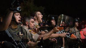 A propos de la militarisation de la police aux Etats-Unis (vidéo)