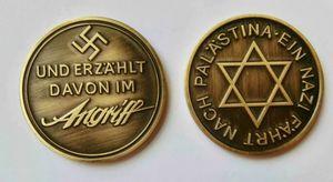 Le Sionisme et l'antisémitisme : l'Accord signé en août 1933 entre les plus hautes autorités sionistes et nazies (Investig Action)