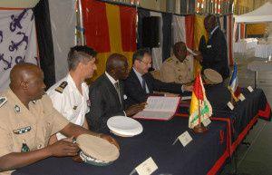Macenta : Arrivée d'une mission française pour l'installation d'un hôpital militaire contre Ebola (Guinée matin)