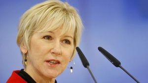 Margot Wallström, M.A.E de Suède