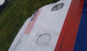 Nouveau canular sur le Boeing MH17 (Megachip)