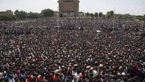 En solidarité avec le peuple burkinabè  (L'Humanité)