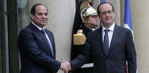 France - Égypte : notre ami le raïs (JAI)