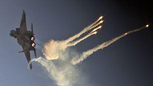 Israël a effectué deux raids aériens près de la capitale syrienne (Press TV)