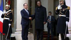 A Dakar, le despote, Idriss Déby se lâche sur ses parrains français (CNCD)