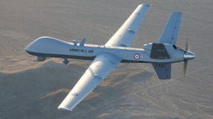 Un troisième drone français à Niamey (JAI)