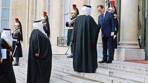 Des islamistes qataris et saoudiens à la marche républicaine (Plus Proche de Vous)