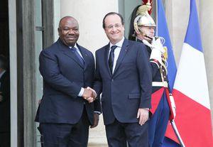 Pendant que le kleptocrate françafricain Ali Bongo suit Charlie, ses nervis mettent le feu chez Jean Ping (Le Gri-Gri)