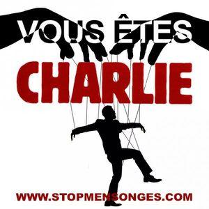 Les médias mainstreams et le gouvernement perdent les pédales suite à l'Affaire Charlie Hebdo (SM)