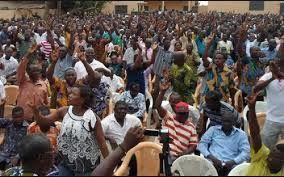 Togo : La population solidaire des grévistes (Ici Lomé)
