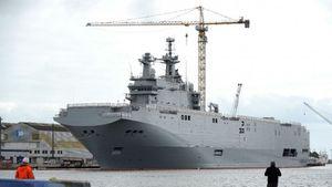 Suite à la non-délivrance du Mistral, la Russie pourrait sanctionner des entreprises françaises