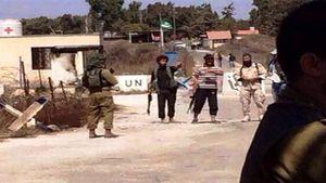La photo censée avoir déclenché les menaces des autorités israéliennes contre le correspondant de Press TV en Syrie