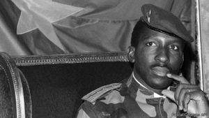 Burkina Faso : l'assassinat de Sankara, «un complot international» (Afrik.com)