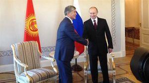 Poutine refait surface : sommet russo-kirghiz à Saint-Pétersbourg (Sputniknews)