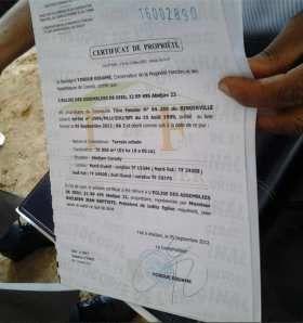 Côte d'Ivoire / Pourquoi les paysans doivent refuser de vendre la terre aux étrangers (Le Nouveau Courrier)