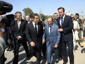 Déni: Pour Bernard-Henri Levy, la nouvelle Libye sans Kadhafi est meilleure, il vaut mieux ça que Kadhafi (Wake Up Africa)